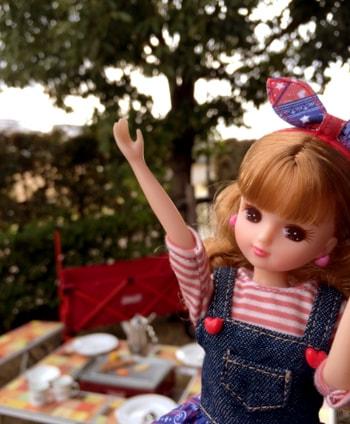 もくもくジュージュー にぎやかバーベキュー&LW-10 ガーリーピクニック
