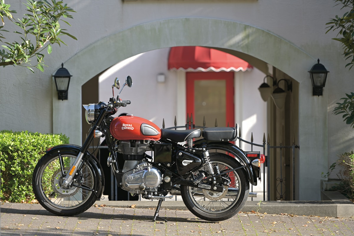 ROYAL ENFIELD CLASSIC500 イメージ