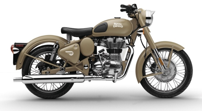 ROYAL ENFIELD CLASSIC500 カラーバリエーション