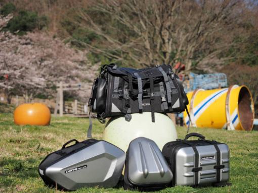 タナックスのシートバッグ製品