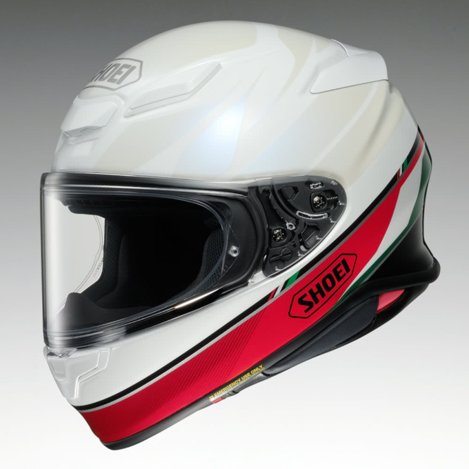 SHOEI Z-8 NOCTURNE TC-4