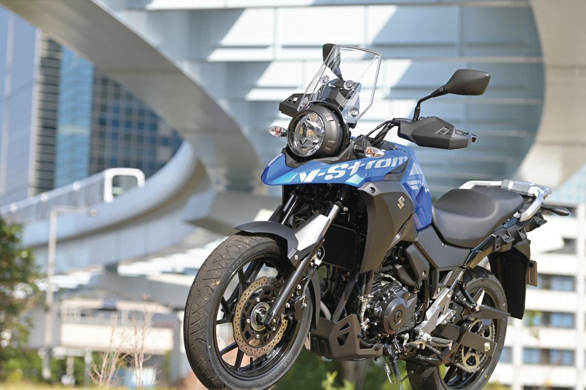SUZUKI V-Strom250 ABS イメージ