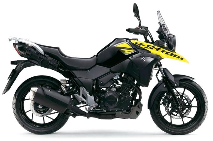 SUZUKI V-Strom250 ABS カラーバリエーション