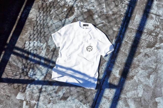 gwmaverick × Deus Ex Machina Crew Neck T Shirt/DEUS