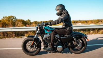 """バイカーズパラダイス南箱根でハーレーの最新モデルにまたがれる""""MATAGARI EXPERIENCE 2021""""開催中"""