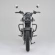 立ちゴケのリスクからバイクを守る!ホンダ・GB350 パイプエンジンガードがデイトナから7月下旬発売!