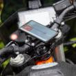 バイクの振動を軽減しスマートフォンを保護!SPコネクトからアンチバーブレーションモジュール登場!