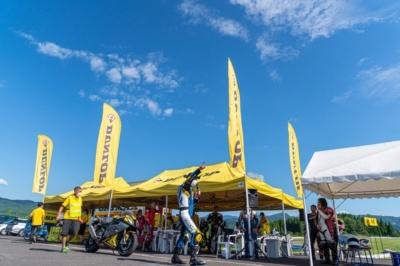 ダンロップは9月1日からオンロード・オフロードのイベントを順次開催決定!