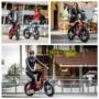 電動アシスト自転車 ISSIMO展示&試乗会 ユナイテッドカフェにて開催