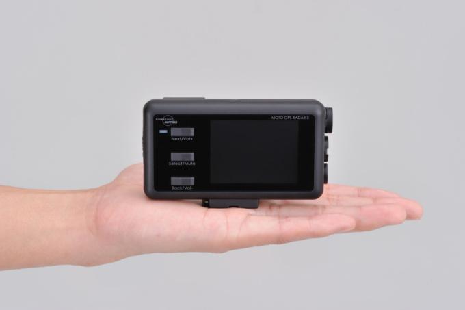 """新型オービス対応の""""MOTO GPS RADAR 5"""""""
