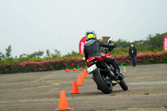 Ducati Riding Experience