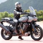 """""""Harley Davidson PAN AMERICA 1250""""足つき"""