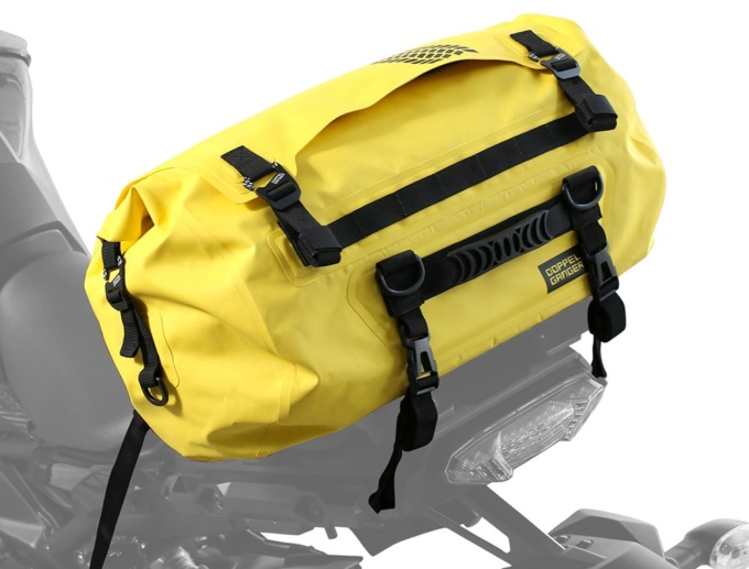 ドッペルギャンガー防水ターポリンバッグ