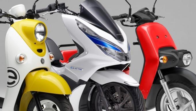 東京都がEVバイク購入費補助を2021年度は増額
