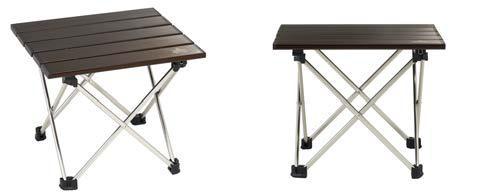 "LOGOSの""SOLO用テーブル"
