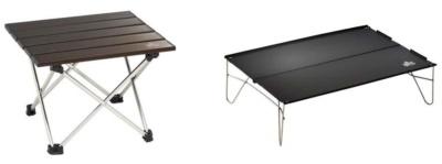 """軽量&コンパクトで荷物もスッキリ!LOGOSの""""SOLO用テーブル""""が2種新登場!"""