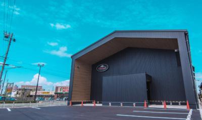 シックでモダンなクシタニ浜松本店が移転リニューアルオープン!創業当時の櫛谷商店が店内に出現!