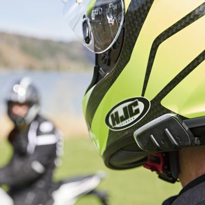 ヘルメットのフォルムを崩さない薄型インカムが期間限定スペシャル価格でGETできるチャンス!