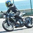 "155cm女子ライダーの『少しは参考になるかも?』足つき&プチインプレ""HUSQVARNA MOTORCYCLES SVARTPILEN 125"""