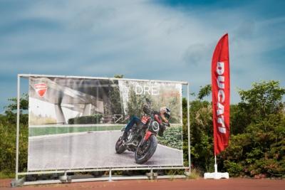 豪華なイタリアンランチ付き!ライディングスキルが磨けるDUCATI Riding Experience 9月17日、18日開催