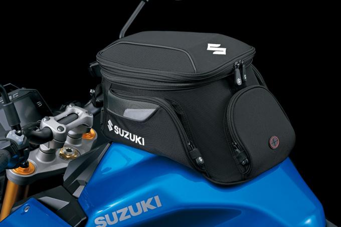 GSX-S1000GTオプション装着2