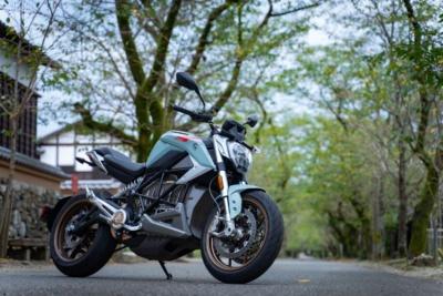 "ZERO Motorcyclesの電動バイク体験が気軽にできる!""Try the ZERO""がレンタル819お台場でスタート"