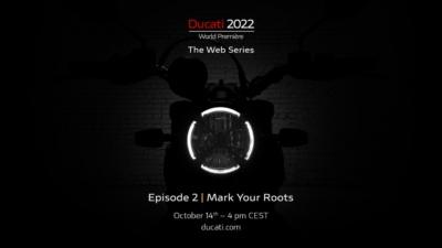 """スクランブラーが主役!""""Ducati World Premiere 2022""""episode.2は10月14日23時からスタート!"""