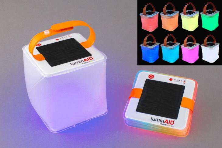LuminAID/Packlite Spectraプレジー
